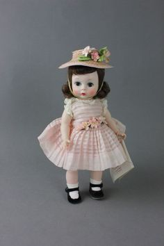 Madame Alexander 'Spring Dress' Doll - ALEXANDER-KINS