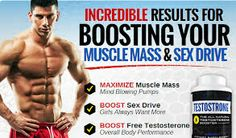 Here is a website about Testostrong supplement