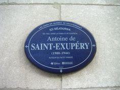 Monument dédié à Antoine de Saint Exupéry - Recherche Google