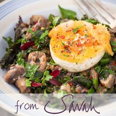 Sarah's Weekly Blog: Edible seeds and Kale, Lentils and Hamhock Recipe