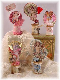 Trash to Treasure Art: Valentines Already?