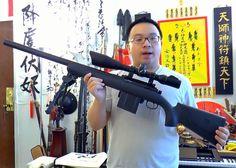 Mak Hobby: The Most Powerful Airsoft Gun