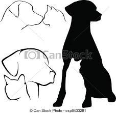 Resultado de imagen para imagenes de dibujos de perros y gatos