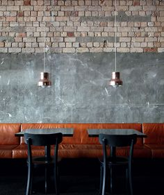 The Pendant 45 by David Moreland | Yellowtrace. Project room