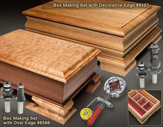 MLCS Box Making Sets