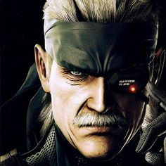 Solid Snake Ps3/Xbos360