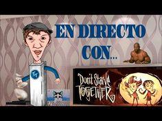 Directo con Don't Starve Together - Con Rebelice