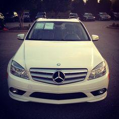 White Mercedes Benz                                                                                                                                                     More