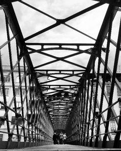 Eiffel bridge Girona.