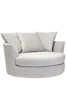 Cuddler Chair - ELLEDecor.com