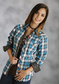 Oh Boy! : Women's Western Shirt...for the family pics?
