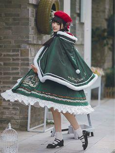 Kawaii Fashion, Lolita Fashion, Aesthetic Fashion, Aesthetic Clothes, Kawaii Clothes, Lolita Dress, Japanese Fashion, Cool Style, Cute Outfits