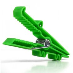CHOMPINS Gator Clips - use on treat bags at an alligator party!
