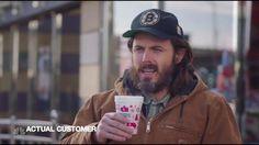 SNL Casey Affleck Dunkin Donuts Commercial 2016 Boston Oscar Worthy