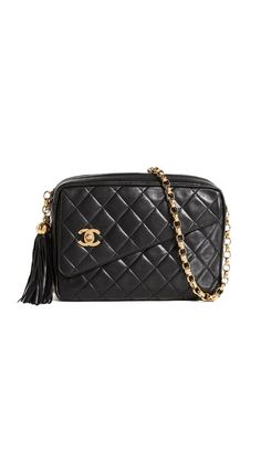 4d903e6a7c8e What Goes Around Comes Around Chanel Lambskin Pocket Bag (Previously Owned)
