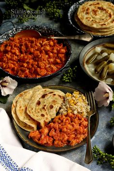 Meat Recipes, Cake Recipes, Healthy Recipes, Healthy Food, Chana Masala, Paella, Breakfast Recipes, Food And Drink, Menu