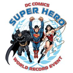 March 12, 2015: DC Comics Super Heroes World Record Attempt http://www.supermanhomepage.com/news.php?readmore=16194