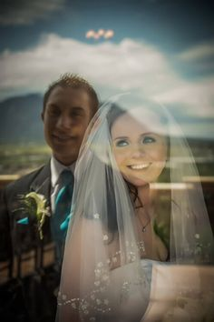 Beautiful @Carissa Maleski and Devin on their wedding day at Pinery at the Hill www.teresalee.com