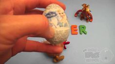 Best of Surprise Egg Learn A Word! Spelling Farm Animals! Teaching Lette...