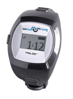TriLoc GPS Monitoring, Safetracks is a personal monitoring device for communicating and locating those with Alzeimers's/Dementia, Autism, etc. Requires monthly service plan - Courage Kenny Rehabilitation Institute