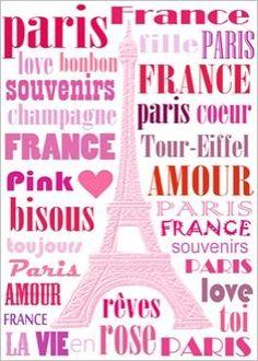 Pink Paris by Marie-Pierre DENIZOT
