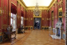 Germany; charlottenburg palace interior - Google Search