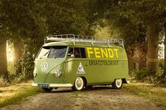 1958 Volkswagen T1 'Fendt'   Flickr - Photo Sharing!