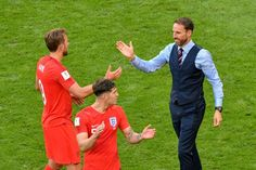 London (AFP) – English media heaped praise on Gareth Southgate's team for reaching the World Cup semi-finals and told the country to cance. Best Football Players, National Football Teams, Fifa, First World Cup, Gareth Southgate, England Football, Semi Final, How To Become, Soccer
