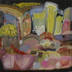 Contemporary art by artist Ann Wegmuller on view at Anniversary Summer Exhibition, Gallery Heinzel, Aberdeen 25th Anniversary, Contemporary Art, Exotic, Past, Abstract Art, Artists, Watercolor, Gallery, Creative
