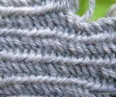FS 2+2 mirror image | Neulakintaat Mirror Image, Merino Wool Blanket, Stitches, Stitching, Dots, Stricken, Stitch, Needlework