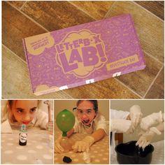 Letterbox Lab - Investigate Box 1 Review