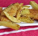 How to Make English Fish and Chips With Beer Batter (gifs and video) - 11 Steps : wikihow