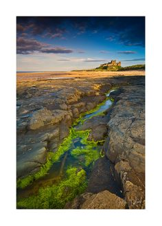 "500px / Photo ""Bamburgh Castle, Northumberland"" by Christian Bothner"