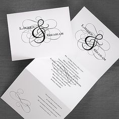 7 best z fold wedding invitations images invitation ideas