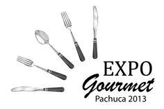 Logo que representan una idea. Expo Gourmet