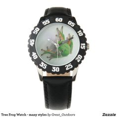 Tree Frog Watch - many styles