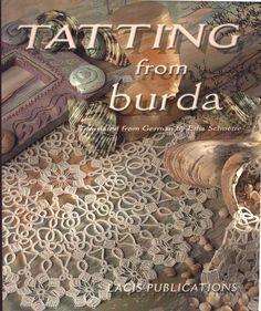 Tatting from Burda - orsochiacchierino - Picasa Albums Web
