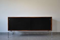 Preben Fabricius & Jørgen Kastholm FK 150 Sideboard | From a unique collection of antique and modern credenzas at http://www.1stdibs.com/furniture/storage-case-pieces/credenzas/