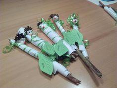 Einladungen zum Wald Kinder Geburtstag! Da spürt man die Vorfreude des Geburtstagskindes...