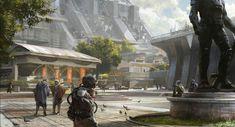 Destiny----Human City