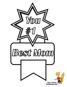 zhu zhu pet colouring sheets mothers day printable of you 1 best mom ribbon you can print out this - Coloring Pages You Can Print