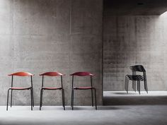 Carl Hansen & Søn CH88T Dining Chair - CHS Colours by Hans J. Wegner - Chaplins
