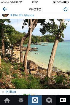 Koh Phi Phi- Thailand
