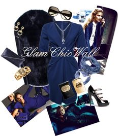 """""""GucciBlues"""" by glamchicwall on Polyvore"""