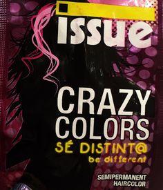 : : pretty hate machine : :: issue crazy pink - tintura rosa
