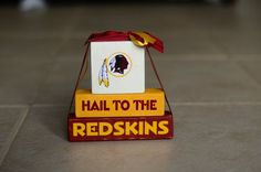 Great gift idea for #Redskins fans!