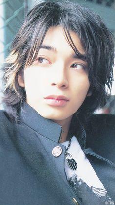 松本潤 Japanese Boy, Japanese Beauty, Gorgeous Men, Beautiful People, Jun Matsumoto, Drama Gif, Boys Over Flowers, Bishounen, Actor Model