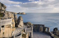 16 Places You'll Hardly Believe Are In The United Kingdom- Minack Theatre, Cornwall