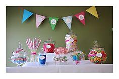 Candy Shop theme