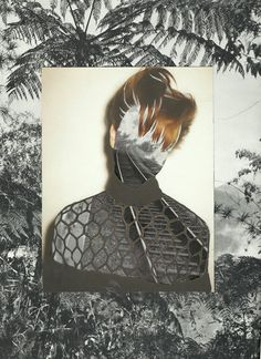 <p>Ukrainian artist Anna Bu Kliewer grew up in Germany and is a mixed media artist working in both analogue and digital collage. At 19, Anna began travelling the world, living in seven countries, incl